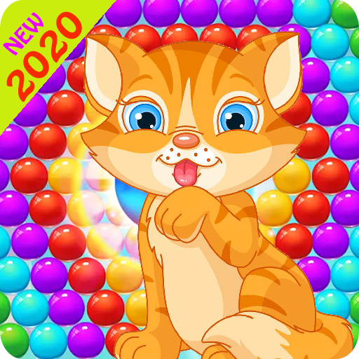 Bubble New Cat APK MOD (Unlimited Money) 3.1.0