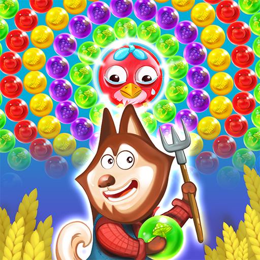 Bubbles Farmer – Bubble Shooter Game APK MOD (Unlimited Money) 2.9