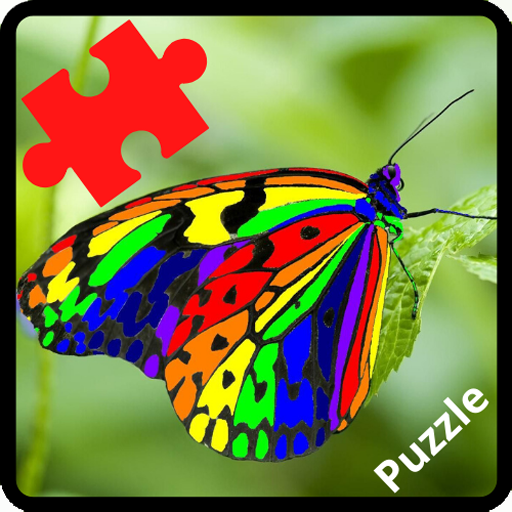 Butterfly Puzzle Jigsaw (Rompecabezas de mariposa) APK MOD (Unlimited Money) 12.2