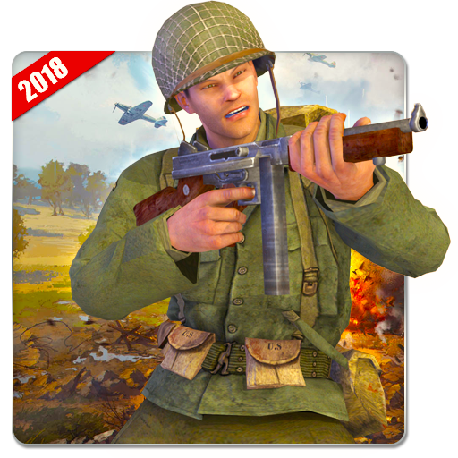 Call Of Courage : WW2 FPS Action Game APK MOD (Unlimited Money) 1.0.10