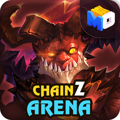 ChainZ Arena : Idle RPG Game APK MOD (Unlimited Money) 1.1.8