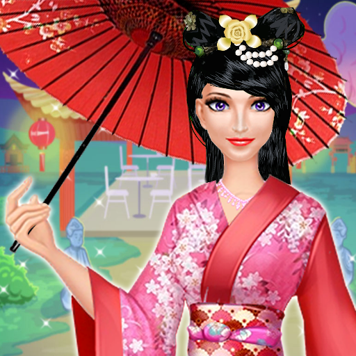 Chinese Doll Makeup – Fashion Doll Makeover Salon APK MOD (Unlimited Money) 1.0