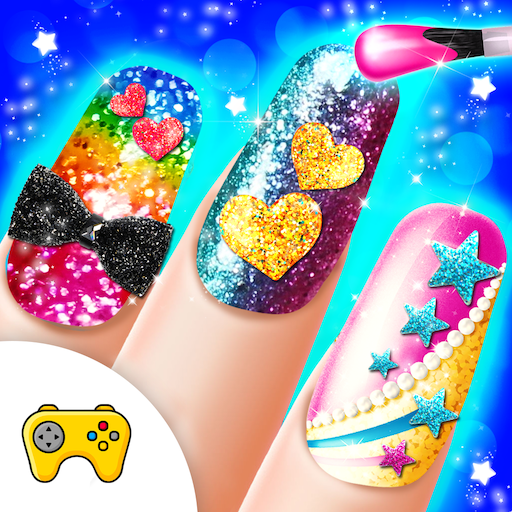 Christmas Nail Art Salon : Nail Designs Game APK MOD (Unlimited Money) 1.0.5