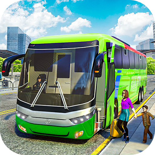 City Coach Bus Driving Simulator 3D: City Bus Game APK MOD (Unlimited Money) 1.1