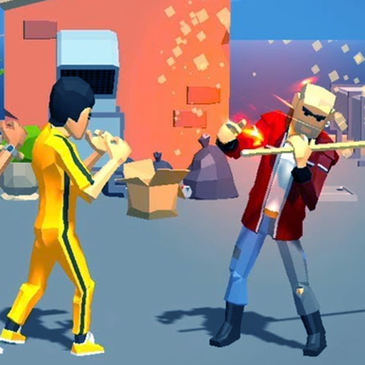 City Street Fighter – Real Gangster Street Fight APK MOD (Unlimited Money) 1.4