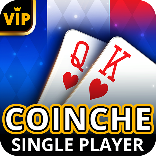Coinche Offline – Single Player Card Game APK MOD (Unlimited Money) 2.1.31