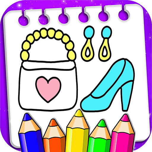 Coloring Book Fashion APK MOD (Unlimited Money) 1.0.2
