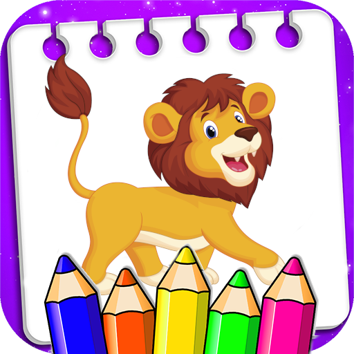 Coloring My Little Animal Pony APK MOD (Unlimited Money) 1.0.2
