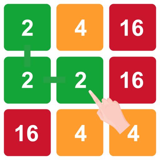 Connect n Clear Numbers 2048: Number Game APK MOD (Unlimited Money) v1.1.0