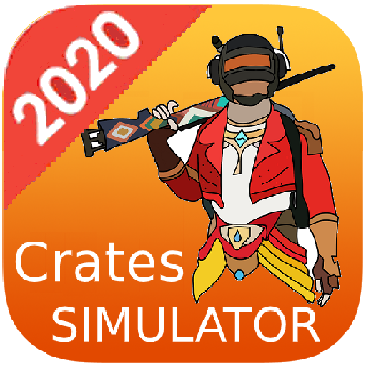 Crates Simulator for PBG APK MOD (Unlimited Money) 1.2.63