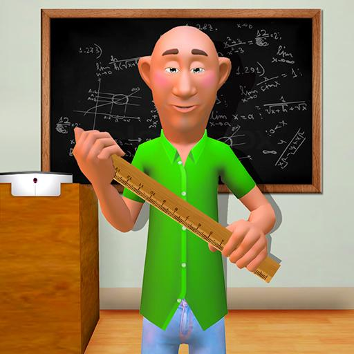 Crazy Teacher of Math in School Education Learning APK MOD (Unlimited Money) 1.7