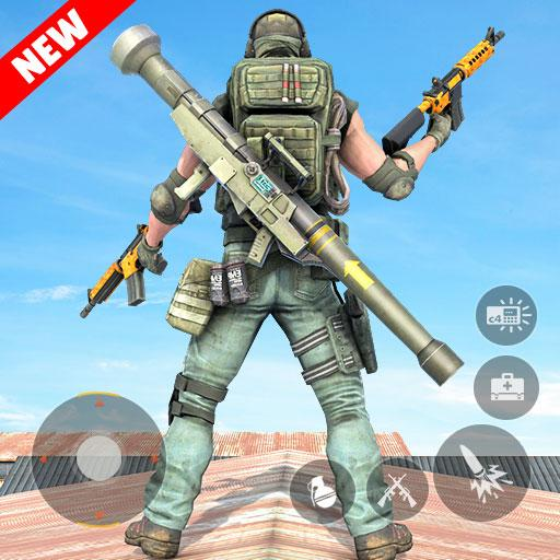Critical Action Gun Strike Ops – Shooting Game   APK MOD (Unlimited Money) 2.6.01
