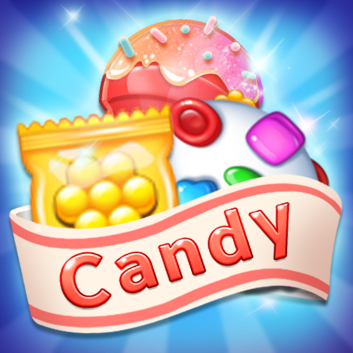 Crush the Candy: #1 Free Candy Puzzle Match 3 Game APK MOD (Unlimited Money) 1.1.0