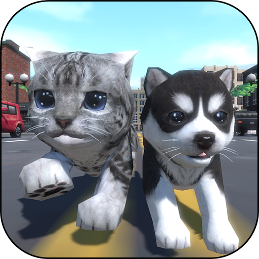 Cute Pocket Cat And Puppy 3D APK MOD (Unlimited Money) 1.0.7.8