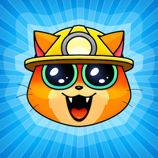 Dig it! – idle cat miner tycoon APK MOD (Unlimited Money) 1.39.4