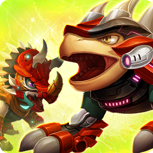 Dino King Ankylo VS Triceratops APK MOD (Unlimited Money) 0.1.8