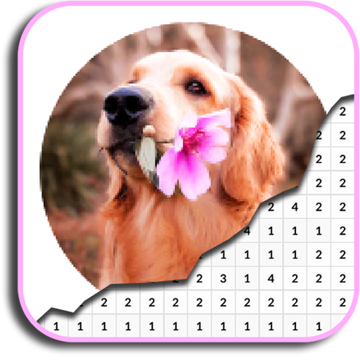 Dog Photography Coloring Book – Color By Number APK MOD (Unlimited Money) 4.0