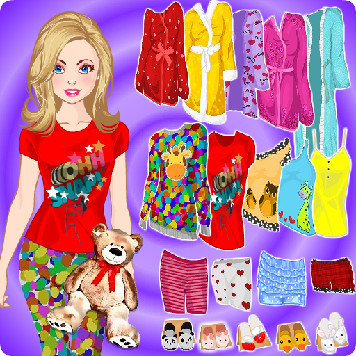 Doll Dress Up – Pajama Party APK MOD (Unlimited Money) 3.92.3