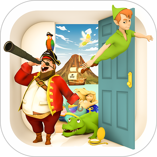 Escape Game: Peter Pan ~Escape from Neverland~ APK MOD (Unlimited Money) 2.1.0