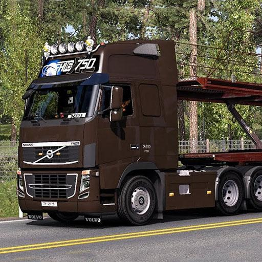 Euro Truck Boat Cargo Driving Simulator 2020 APK MOD (Unlimited Money) 1.0.8