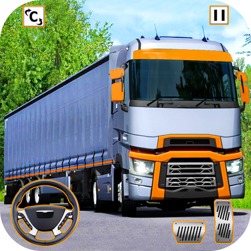 Euro Truck Driver 3D: Top Driving Game 2020 APK MOD (Unlimited Money) 0.3