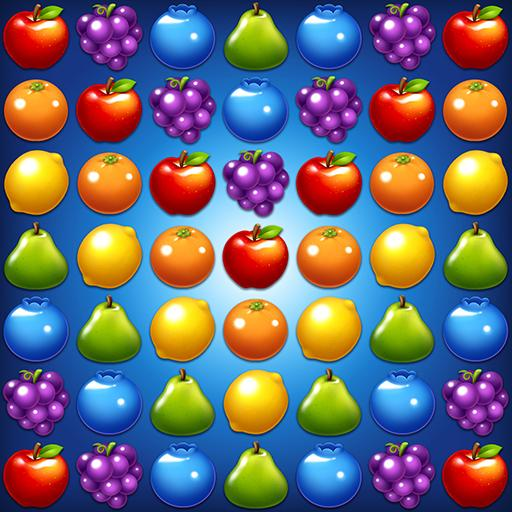 Fruits Magic Sweet Garden: Match 3 Puzzle APK MOD (Unlimited Money) 1.1.0
