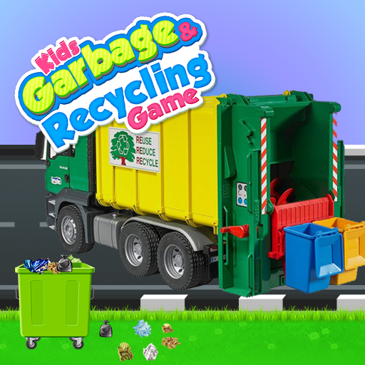 Garbage Truck & Recycling Game APK MOD (Unlimited Money) 1.2
