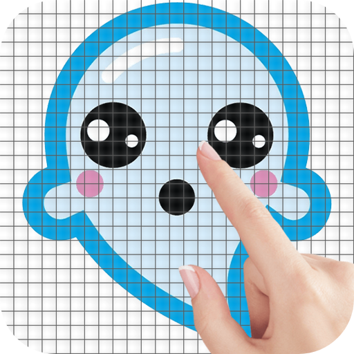 Ghosts Color by Number – Pixel Art Game APK MOD (Unlimited Money) 1.1