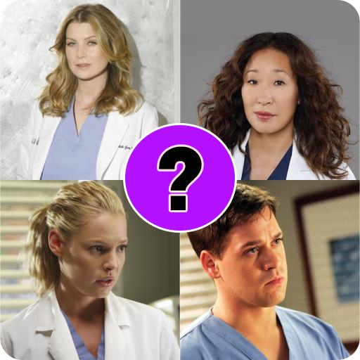 Grey's Anatomy Quiz – Guess all characters APK MOD (Unlimited Money) 8.3.1z