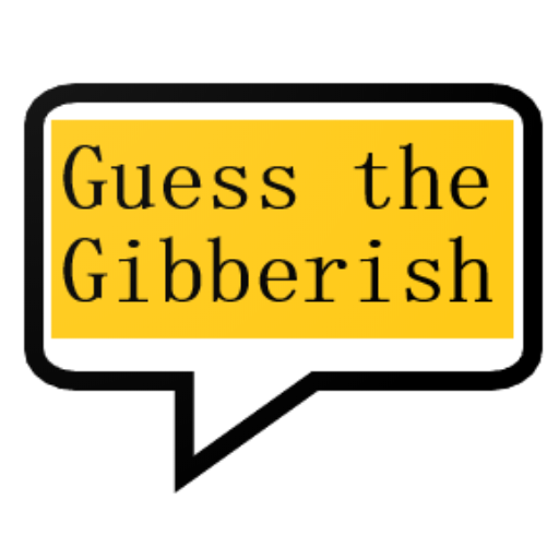 Guess the gibberish game – word games / challenge APK MOD (Unlimited Money) 1.12