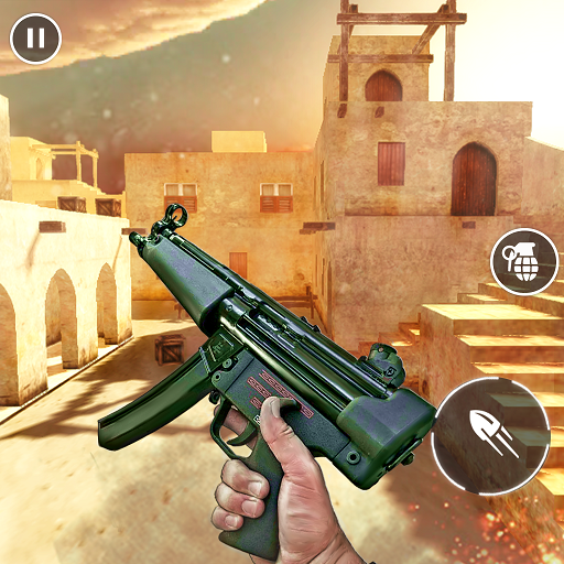 Gun shooter – fps sniper warfare mission 2020 APK MOD (Unlimited Money) 1.2
