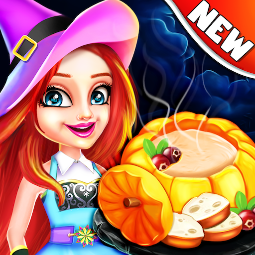 Halloween Cooking: Chef Madness Fever Games Craze APK MOD (Unlimited Money) 1.4.24