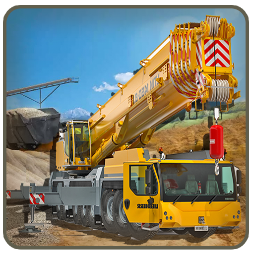 Heavy Crane Simulator Game 2019 – CONSTRUCTION SIM APK MOD (Unlimited Money) 1.2.6