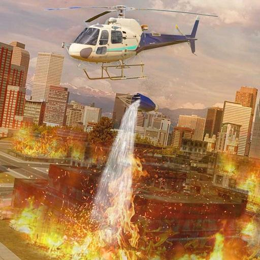 Heli Ambulance Rescue Team 3D Helicopter Simulator APK MOD (Unlimited Money) 1.3
