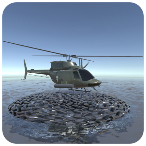 Helicopter Simulation APK MOD (Unlimited Money) 1.3