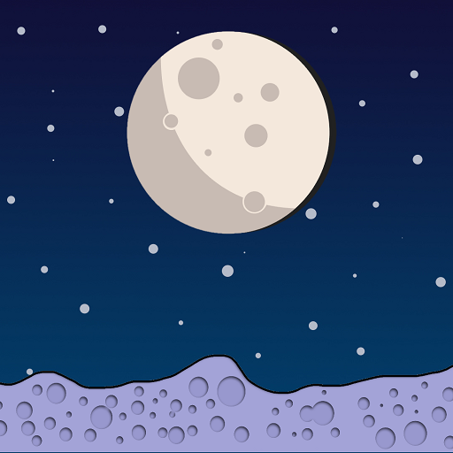 Hill Moon Running APK MOD (Unlimited Money) 9