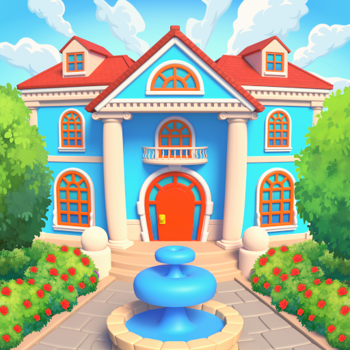 Home Design : Miss Robins Home Makeover Game APK MOD (Unlimited Money) 1.20