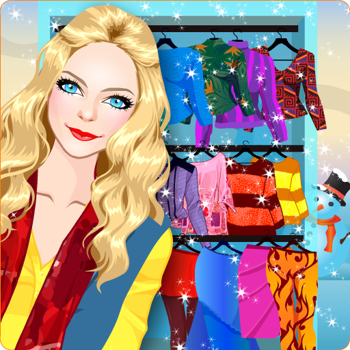 Ice Princess Winter Dress Up APK MOD (Unlimited Money) 1.7.3