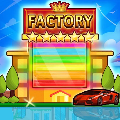 Idle Factory Miner Tycoon APK MOD (Unlimited Money) 1.0.5