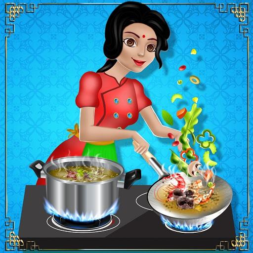 Indian Food Cooking Restaurant  APK MOD (Unlimited Money) 0.5