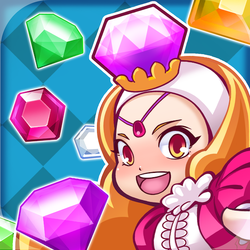 Jewels Princess – Growing Gemstones APK MOD (Unlimited Money) 1.1.3