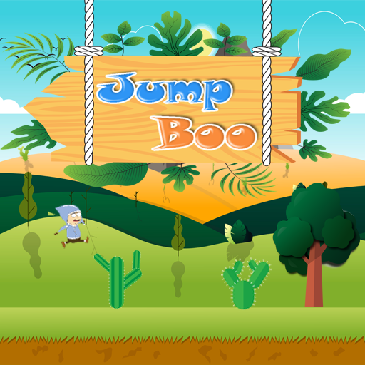 Jump Boo APK MOD (Unlimited Money) 1.0.1