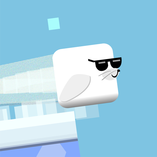 La Foka Go: Square Bird Seal! APK MOD (Unlimited Money) 1.2