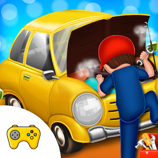 Little Garage Mechanic Vehicles Repair Workshop APK MOD (Unlimited Money) 1.0.5