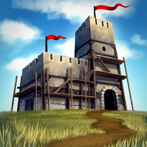 Lords & Knights Medieval Building Strategy MMO  APK MOD (Unlimited Money) 8.18.0