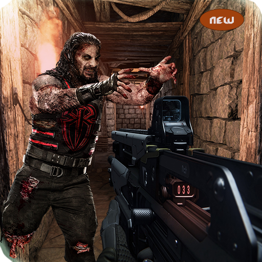 Mad Zombie Frontier 2: DEAD TARGET Zombie Games APK MOD (Unlimited Money) 1.01