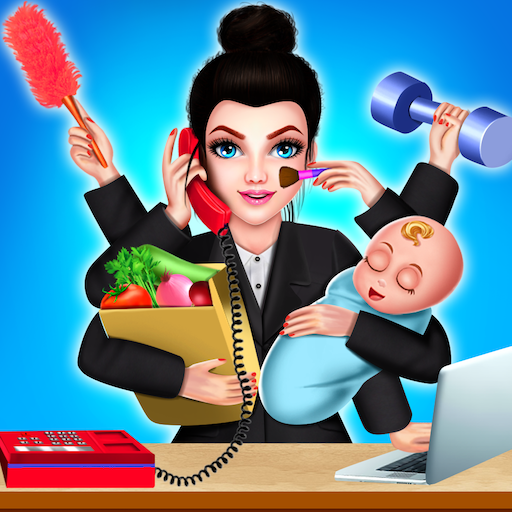 Magic House Cleaning – Girls Home Cleanup Game APK MOD (Unlimited Money) 1.0.4
