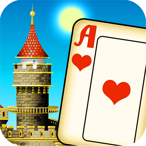 Magic Towers Solitaire – Tri Peaks APK MOD (Unlimited Money) 1.53.22-g