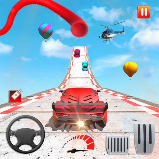 Mega Ramp Car Racing Stunts 3d Stunt Driving Games APK MOD (Unlimited Money) 1.1.5