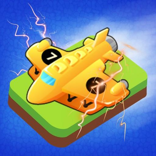 Merge Airplane – Click Idle Tycoon APK MOD (Unlimited Money) 1.4